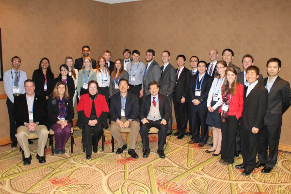 Excellence in Graduate Polymer Research Symposium