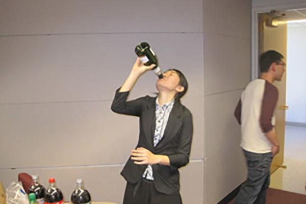 Jing's Thesis Celebration