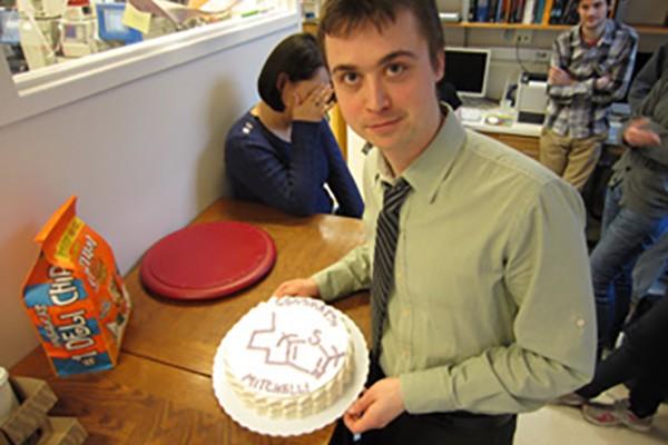 Mitchell's Candidacy Celebration