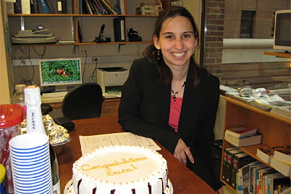 Erica Candidacy Celebration