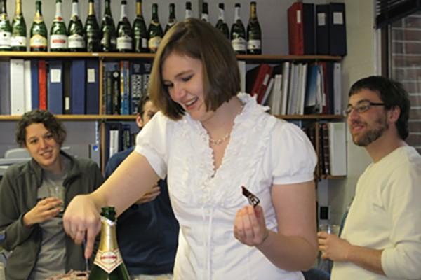 Kelsey Candidacy Celebration